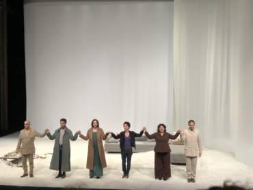 Bérénice by Jean Racine at Odéon